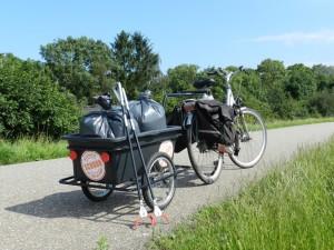 160625 Opschoonwandeling fiets 3 lores